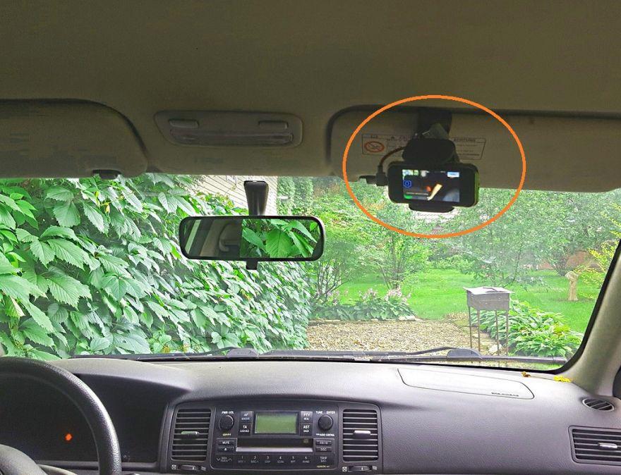 AutoVisor - Мобильный  видеоконтроль и локация на автотранспорте