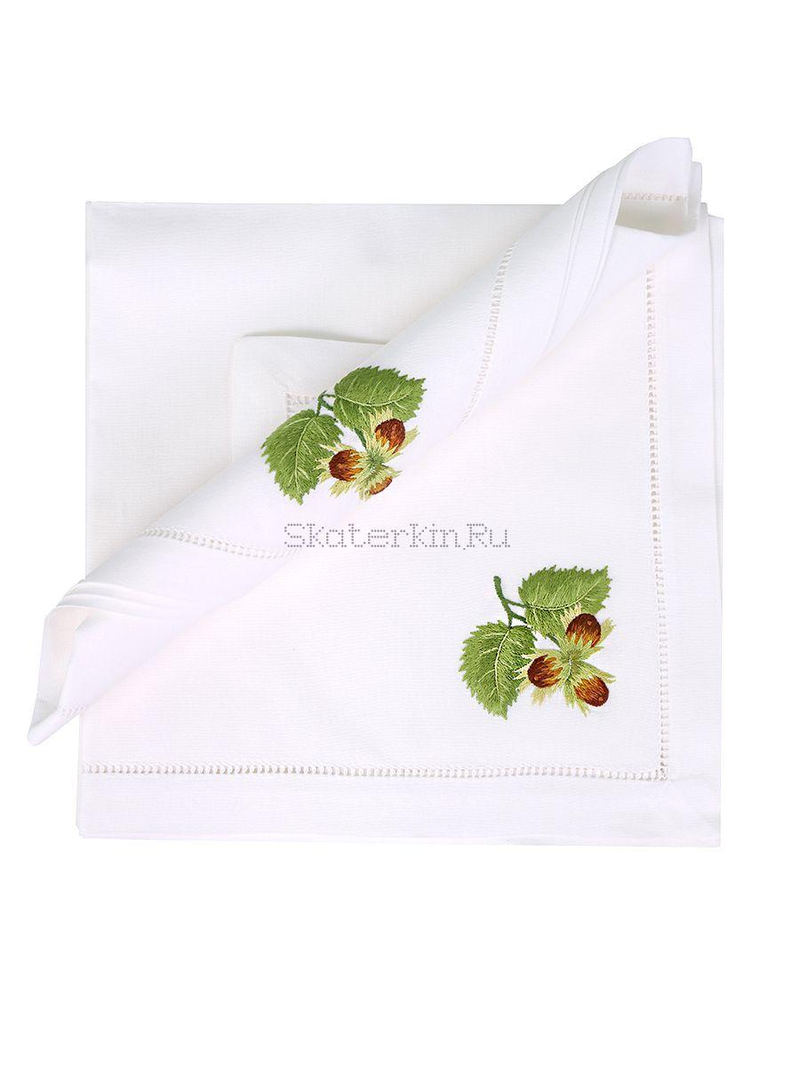 Салфетка с вышивкой Фундук