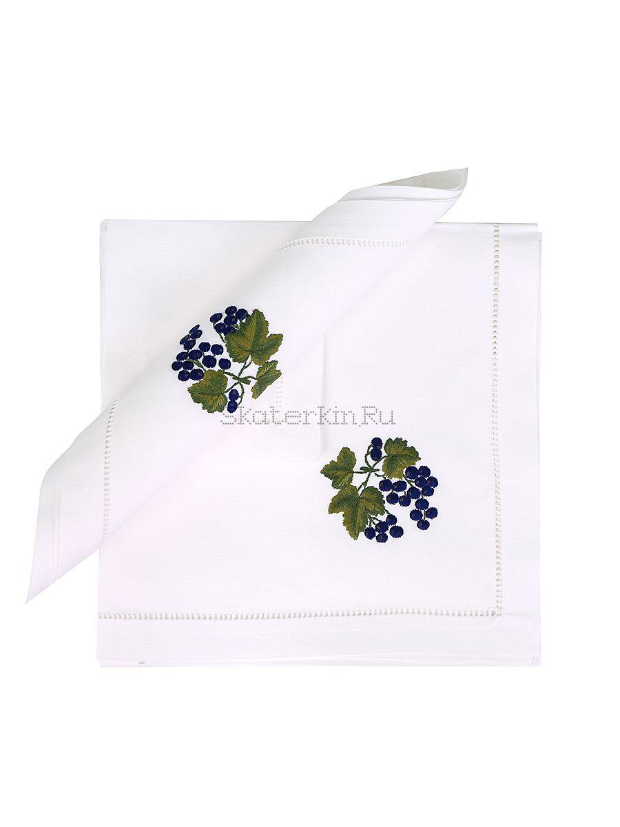 Салфетка с вышивкой Смородина