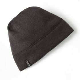 Вязаная шапочка из флиса 1497