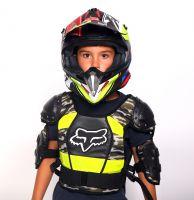 Детская моточерепаха Fox фото 3