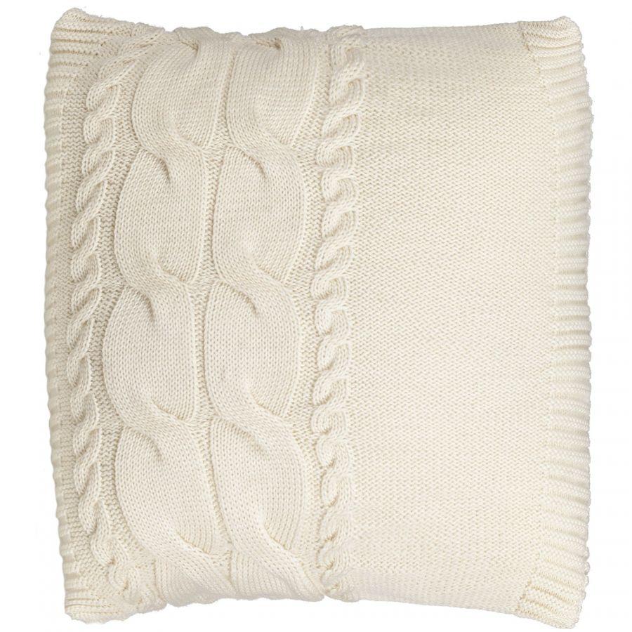 Подушка Stil молочная с вашим логотипом