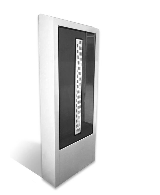 Стойка-атомайзер TD-005 для измерения температуры и дезинфекции