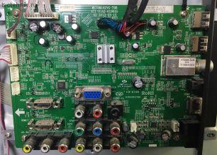 Материнская плата MST6M182VG-T9B (IRBIS T32Q44FAL)