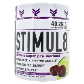 Предтренировочный комплекс Stimul 8 40п. (FinaFlex)