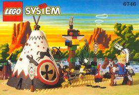6746 Лего Вигвам Большого Вождя