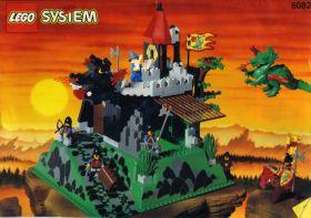 6082 Лего Крепость Рыцарей Дракона