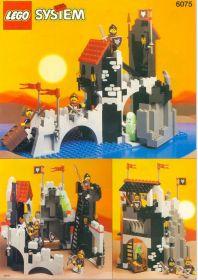 6075 Лего Башня Людей Волка