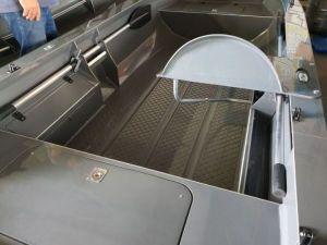 Консоль рулевая на лодку Swimmer 370, 370 XL
