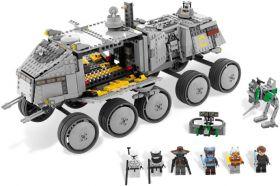 8098 Лего Турбо танк клонов