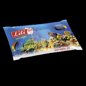 ТМ «Lili» 15 с ароматом морской свежести