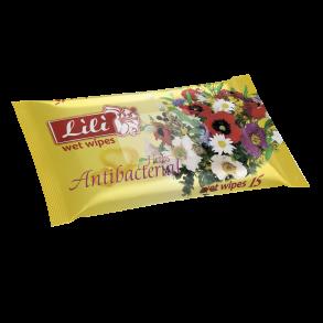 ТМ «Lili» 15 с ароматом луговой свежести