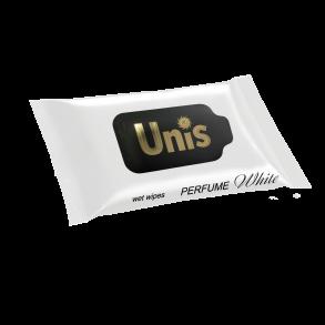 ТМ «Unis» Perfume 15 White антибактериальные