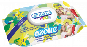 ТМ «Ozone» с клапаном 63 АЛОЕ ВЕРА