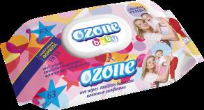 ТМ «Ozone» с клапаном 63 КАЛЕНДУЛА И ВИТАМИН Е