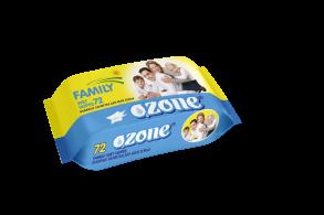 ТМ «Ozone» 72 ДЛЯ ВСЕЙ СЕМЬИ