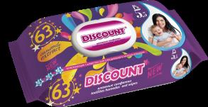 ТМ «Discount» с клапаном 63 РОМАШКА