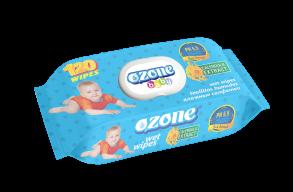 ТМ «Ozone» с крышкой 120 КАЛЕНДУЛА И ВИТАМИН Е