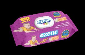 ТМ «Ozone» с крышкой 120 РОМАШКА