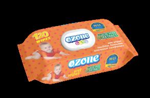 ТМ «Ozone» с крышкой 120 Алое вера