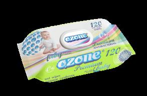 ТМ «Ozone» Premium с крышкой 120 АЛОЕ ВЕРА