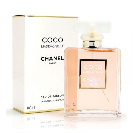 Туалетная вода Coco Mademoiselle CHANEL, 100 ml