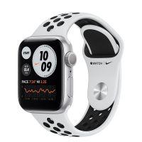 Умные часы Apple Watch Series 6 GPS 44mm Aluminum Case with Nike Sport Band