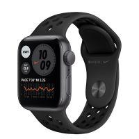Умные часы Apple Watch SE GPS 44mm Aluminum Case with Nike Sport Band