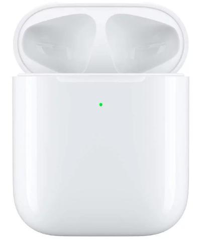 Кейс c беспроводной зарядкой для Apple AirPods 2