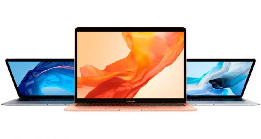 "Ноутбук Apple MacBook Air 13 дисплей Retina с технологией True Tone Early 2020 (Intel Core i3 1100MHz/13.3""/2560x1600/8GB/256GB SSD/DVD нет/Intel Iris Plus Graphics/Wi-Fi/Bluetooth/macOS)"