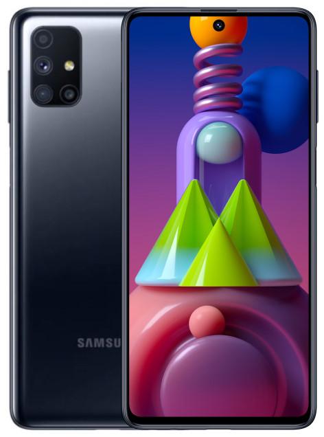 Смартфон Samsung Galaxy M51
