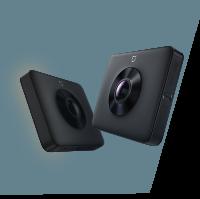 Экшн-камера Xiaomi Mijia 360 Panoramic Camera