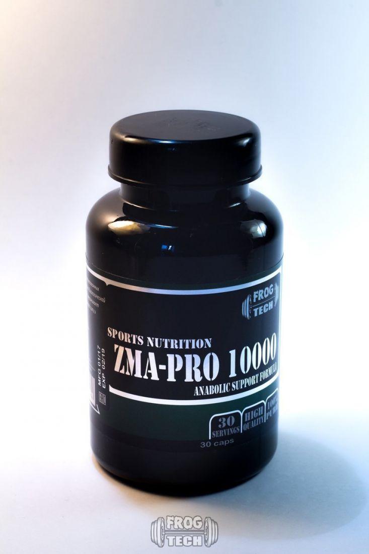 ZMA-PRO 10000 30 caps. (Frog Tech)