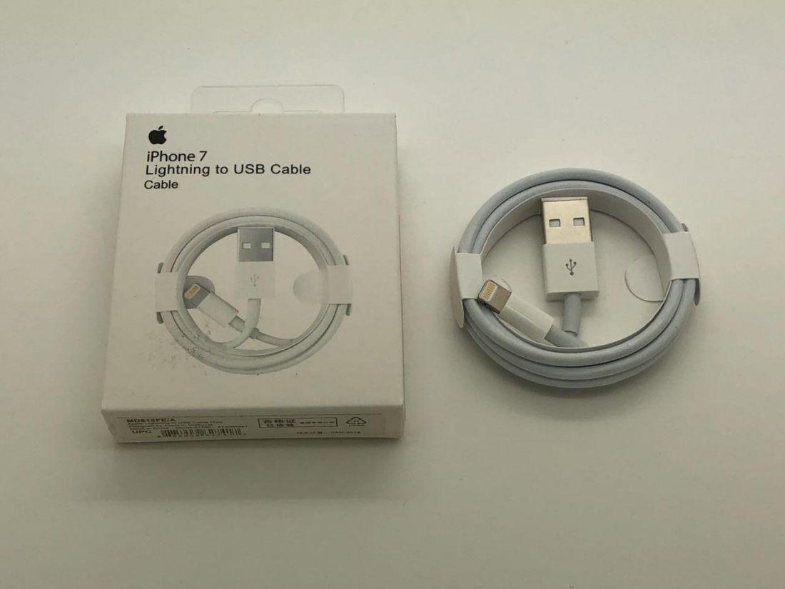 Оригинальный USB кабель 5V-2,4A для iPhone, iPad
