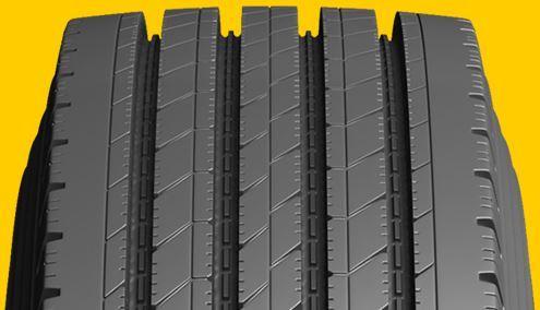 295/80R22,5 Dynamo MFR65 152/149 L Рулевая