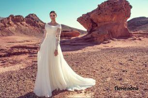 """Свадебное платье """"Penelopa"""" от Татьяны Каплун"""