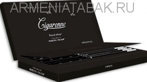(042)Cigaronne Royal Slims black Duty free АМ