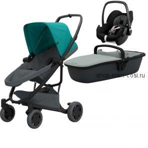 Quinny Zapp Flex Plus 3 в 1, Коляска для новорожденного Quinny Zapp Flex Plus (Квинни Запп Флекс Плюс 3 в 1)