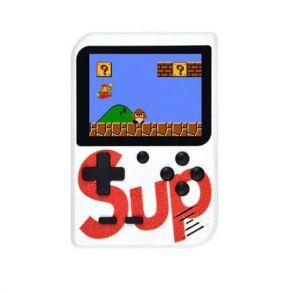 Игровая консоль Sup Game Box 400 in 1 (белая)