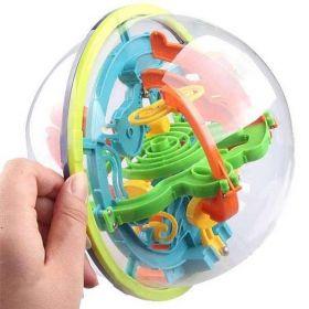 Шар-лабиринт - игрушка головоломка