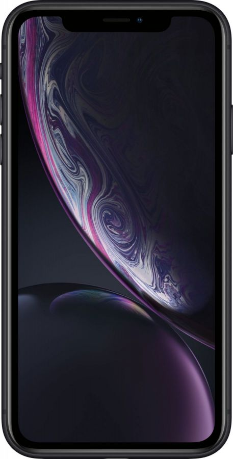 iPhone Xr, 256 ГБ, Черный