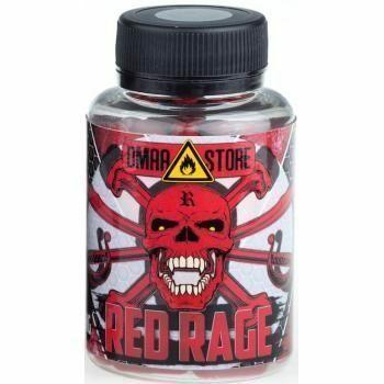 Жиросжигатель Red Rage 100кап (DMAA STORE)