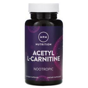 MRM Acetyl L-Carnitine 60 Capsules