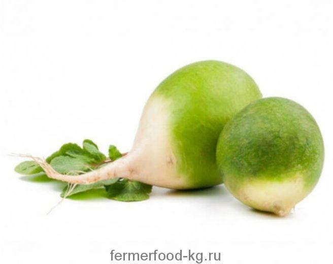 Редька Зелёная 1/кг