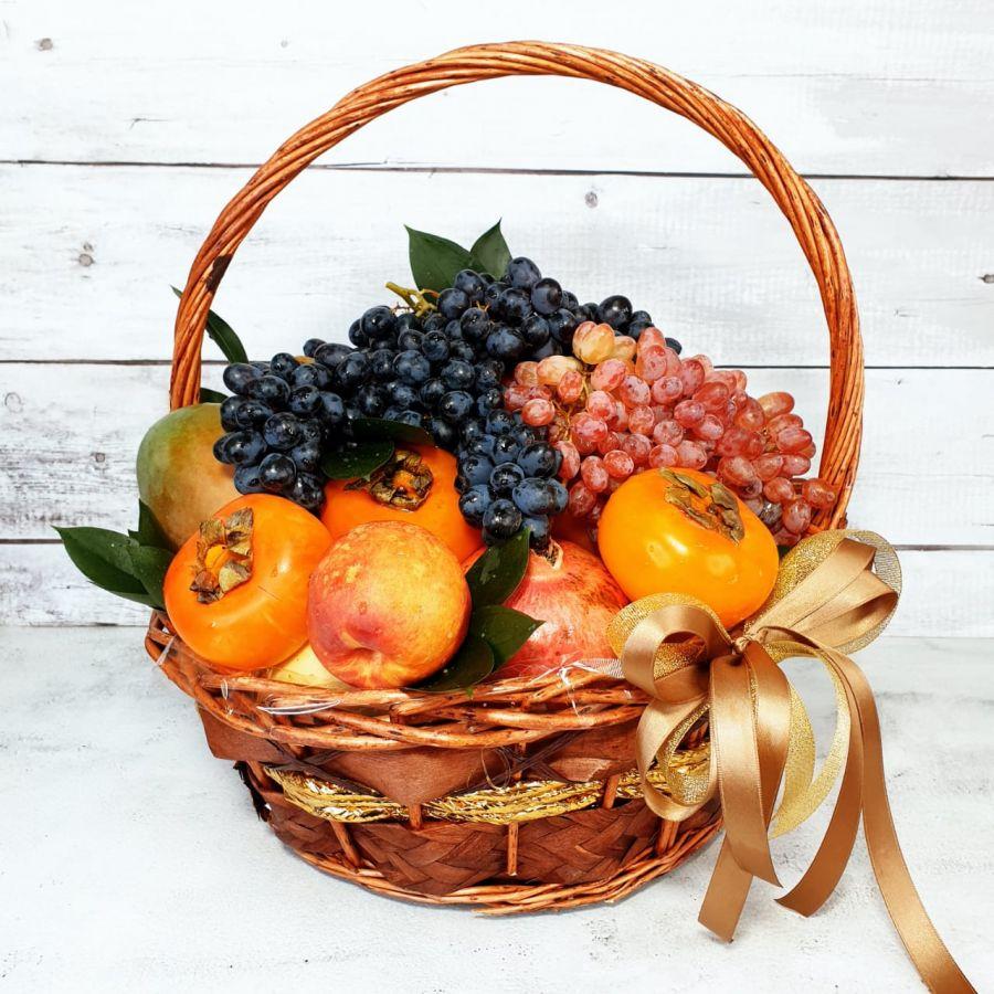 Корзина фруктов Большая 2