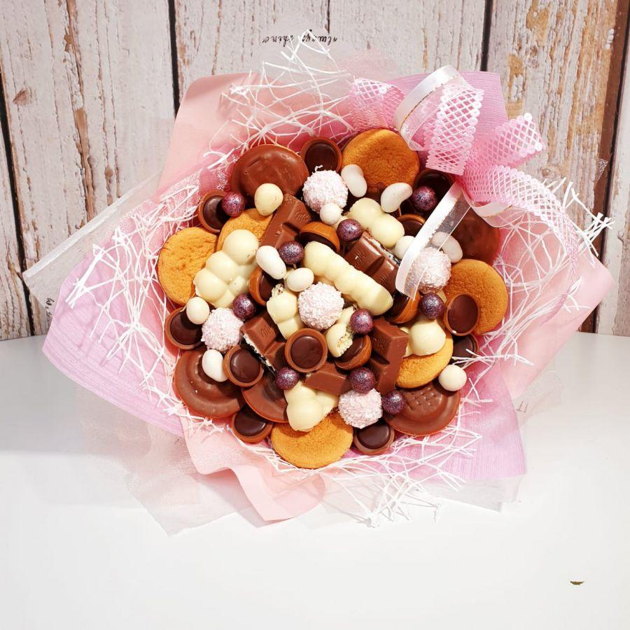 Шоколадный букет №1