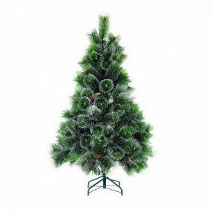 Искусственная  елка с шишками, 180 см