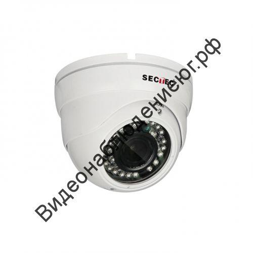 Купольная видеокамера ST-AHD760HD4V-2M