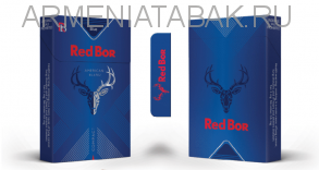 Red Bor Blue compact ( Duty free)