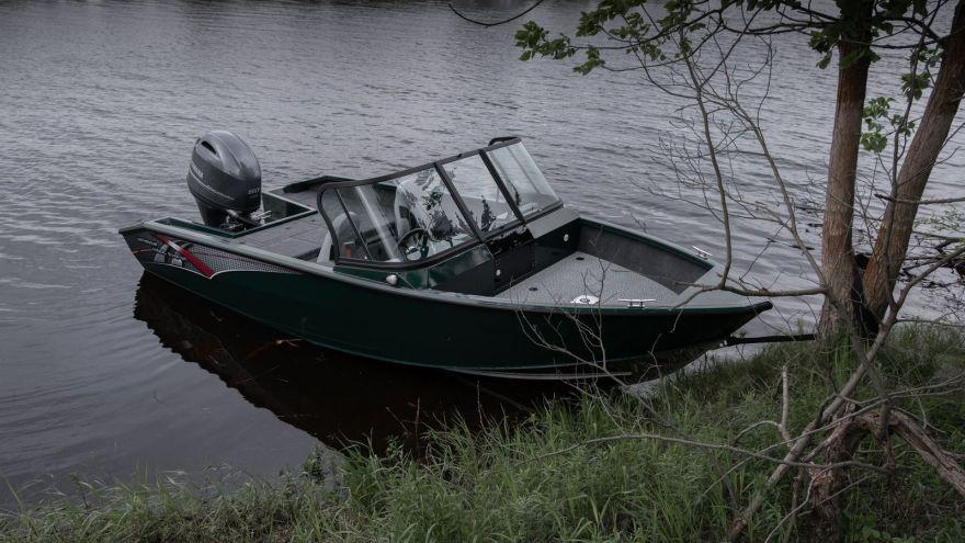 Лодка WINDBOAT 4.6 EvoFish
